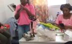 Journée de dépistage gratuit à la Maternité Binta Sonko de Diass: Kirène en lutte contre le cancer du sein et celui du col de l'utérus