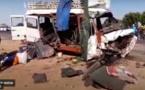 Keur Dianko: Un accident fait quatre morts et une dizaine de blessés