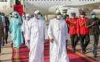 Le Président Macky Sall en visite en Gambie: Les premières images de son arrivée