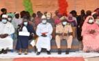 Kounoun 2 étrenne une nouvelle école réalisée par le Ministre Oumar Guèye