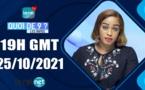 QUOI DE 9 ? LES INFOS 19H GMT - CE 25 /10/ 2021 - PR: FATIMA COULIBALY - #LERALTV