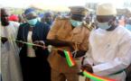 Education : M. Oumar Guèye, maire de la commune de Sangalkam, inaugure l'école élémentaire de Kounoune ll Extension