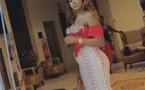 """Fespaco: Kiné de la série """"Pod et Marichou"""" dans une robe à vous couper le souffle(Photos)"""