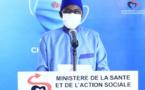 Covid-19: Le Sénégal enregistre 5 nouveaux cas et zéro décès