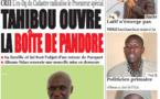 A la Une du Journal Le Quotidien du mercredi 04 Décembre 2013