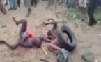 [Âmes sensibles s'abstenir] NIGÉRIA : Deux homosexuels battus à mort et brûlés (VIDEO)