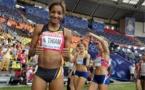 Nafissatou Thiam- Médaillée aux championnats d'Europe: «J'ai reçu plein de textos du Sénégal»