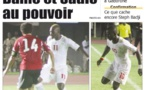 A la Une du Journal Waa Sports du mardi 09 septembre 2014
