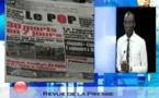Revue de presse du lundi 29 septembre 2014 - 2stv