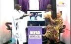 Nepad musical: Sa Ndiogou raille Me El Hadji Diouf