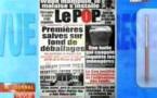 Revue de presse du vendredi 24 octobre 2014 - Walf-Tv