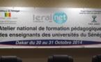 Photos+Vidéo: Clôture de l'atelier national de formation pédagogique des enseignants des universités du Sénégal