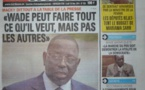 A la Une du Journal La Tribune du lundi 10 novembre 2014