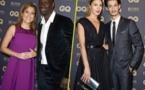 Léa Salamé et Omar Sy : duo complice à la soirée GQ