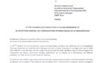 """Lettre ouverte du Collectif des avocats du """"prisonnier politique"""" Karim Wade aux chefs d'Etat et Gouvernements membres de l'Oif et à Abdou Diouf"""
