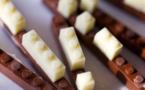 On a inventé les tout premiers Lego à croquer ! Ces briques en chocolat vont ravir les plus gourmands...