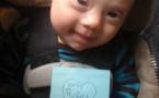 Une caissière lui a fait une méchante remarque sur son enfant trisomique. Au lieu de s'énerver, la maman a eu la réponse la plus parfaite qu'il ait été possible de trouver !