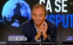 SOS Racisme « très satisfait » de l'éviction d'Eric Zemmour d'i-Télé