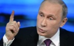 Poutine: personne ne parviendra à «intimider ou à isoler la Russie»