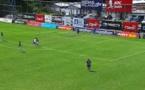 Equateur - Porta chambre l'adversaire avec son but