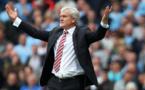Privé de Mame Biram Diouf pour la Can, le manager de Stoke City espère une élimination rapide des Lions
