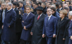 Attentats terroristes en France et crimes < djihadistes> en Afrique (FORA)
