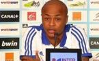 """André Ayew : """"Le Sénégal a gagné, mais cela ne veut pas dire qu'il y avait une équipe un cran au-dessus"""""""