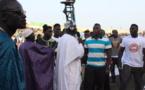 En images-Open press: Ama Baldé fait son show à Alassane Djigo