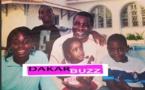 Une photo rare – Youssou Ndour en toute complicité avec ses enfants
