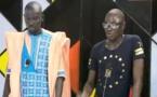 [Vidéo] Mandoumbé et son pére Baye Mathiat sur le plateau de NJOGONAL