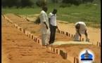 Reportage sur la préparation de l'enterrement des morts à Touba