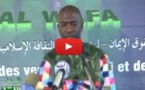 Exclusif ! Alwafa Darou Mouhty 2015 J 10 : Mamadou Sy Tounkara et Serigne Mboup CCBM