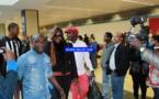 30 photos - Arrivée de Coumba Gawlo Seck à Paris pour la soirée de ce samedi, au Dock Haussan