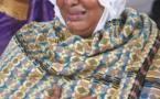 Aida Ndong, la veuve de Demba Dia, continue son deuil