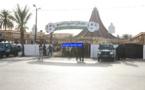 Visite du Président Macky Sall à Touba: Un impressionant dispositif sécuritaire déployé à la Résidence Cheikhoul Khadim