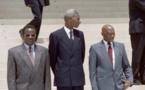 Wade: les responsables de l'assassinat de Me Sèye sont autour de Abdou Diouf