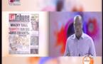 Revue de presse du mardi 09 février 2016 - Tfm