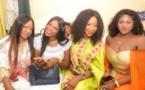 (Photos) Quand les grandes dames se rencontrent lors des baptêmes, ça donne ça : Marie Lo Sow, Bébé Basse, Amina Niang et Mareme Niang en toute complicité