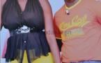 Lady Mounass en compagnie de Boubacar Diallo alias Dj-Boubs