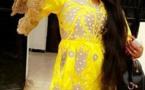 Astou Mbaye en mode selfie