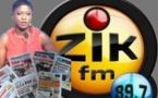 Ecoutez la revue de presse de Zik Fm du 30 Avril 2016