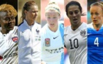 Footballeuse de l'année 2016 – Cinq femmes sélectionnées par BBC