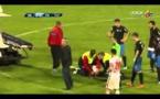 Vidéo - Drame en direct : Un footballeur camerounais s'effondre et meurt sur le terrain en Roumanie