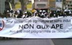 La Coalititon Non aux APE en conférence de presse ce mercredi