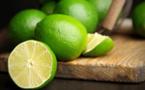 Le citron vert comme déodorant