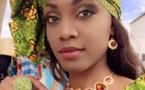 Maman, la fille de Jimmy Mbaye, future star de la série « le Ramadan de Ngagne »
