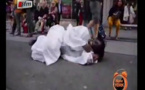 Vidéo - Les délires de Pape Cheikh Diallo et Dame Sène à New York