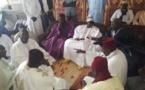 Condoléances : Serigne Bass Abdou Khadre chez le Khalife des tidianes