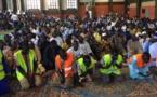 Italie : Serigne Mame Mor Mbackè Mourtada prie pour les talibés de Catane