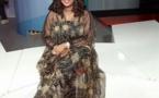 Aicha Diouf de la 2Stv en toute beauté dans cette tenue traditionnelle